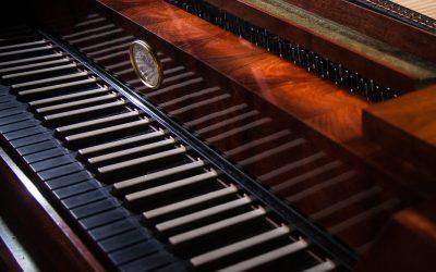 Mozart Trios on Fortepiano